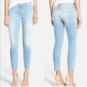 Mother Jeans, The Must Ankle, size 27